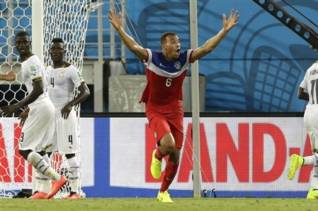 Ghana vs. USA: 6 Observations from Group G Clash