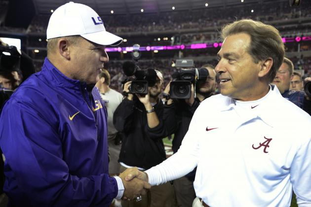 LSU Football: Power Ranking Tigers' 2014 Schedule from Easiest to Toughest
