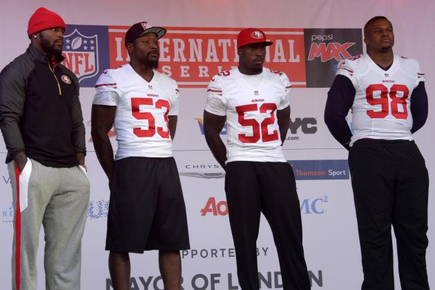 San Francisco 49ers: Building a World Cup Team from the Starting Lineup