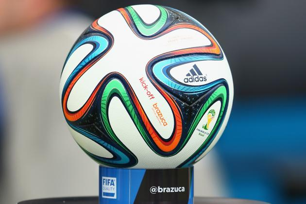 Telstar to Jabulani to Brazuca: Evolution of World Cup Final Ball