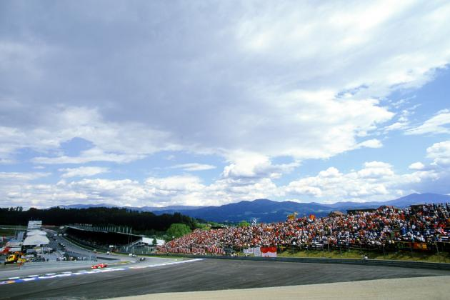 Austrian GP 2014: 10 Facts About the Red Bull Ring