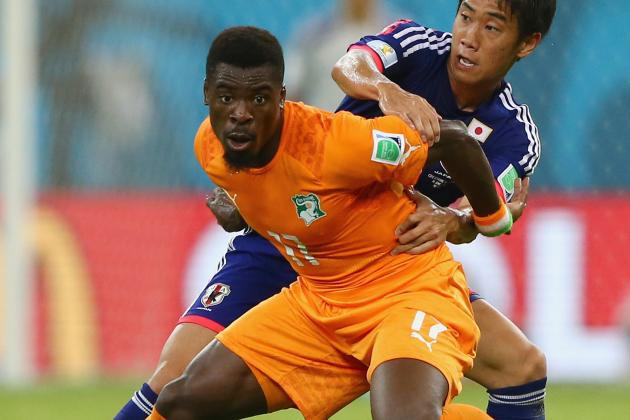 Key Battles That Will Shape Colombia's World Cup Clash with Ivory Coast