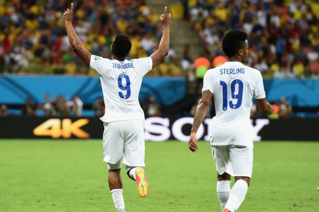 B/R Experts' World Cup Predictions: England Fighting for Their Lives