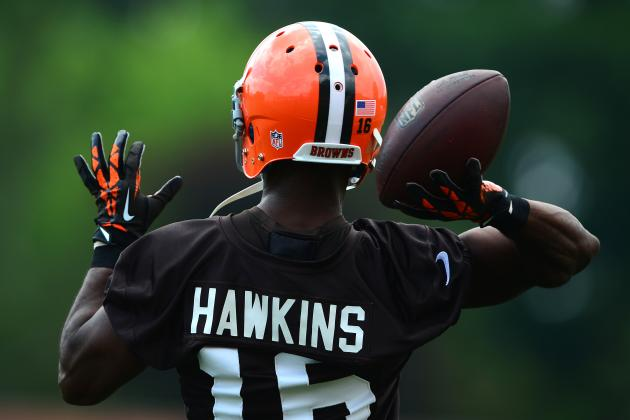 Breaking Down All the New Faces on the 2014 Cleveland Browns