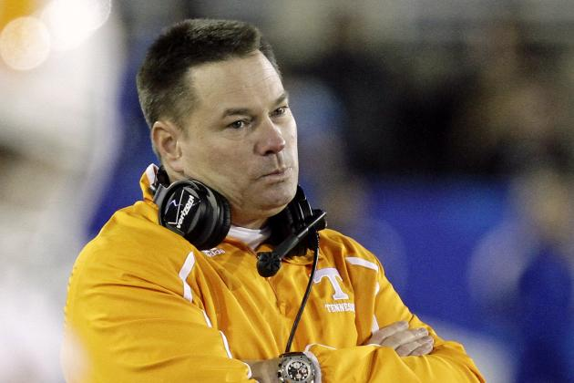 Power Ranking Tennessee's 2014 Schedule from Easiest to Toughest