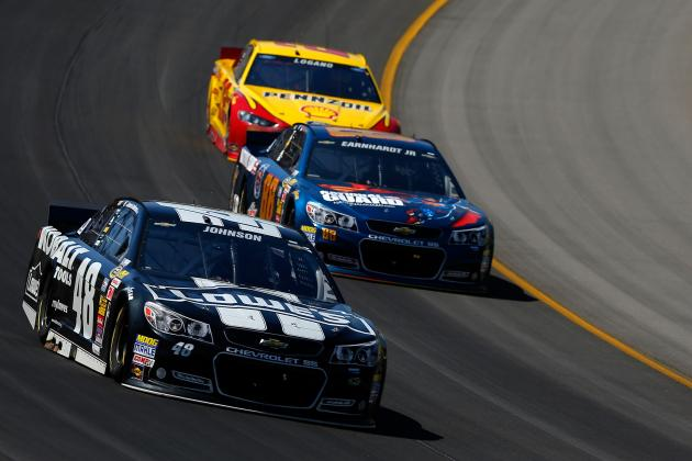 2014 NASCAR Sprint Cup Driver Rankings: Week 16 Edition