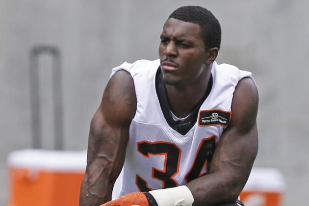 Breaking Down All the New Faces on the 2014 Cincinnati Bengals