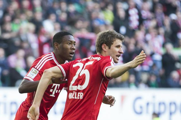 Predicting Pep Guardiola's Bayern Munich Starting XI for 2015-16 Bundesliga