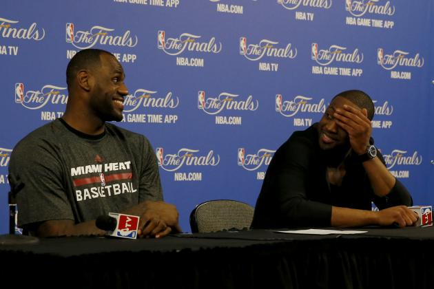 Worst Questions Ever Asked at a Sports Press Conference
