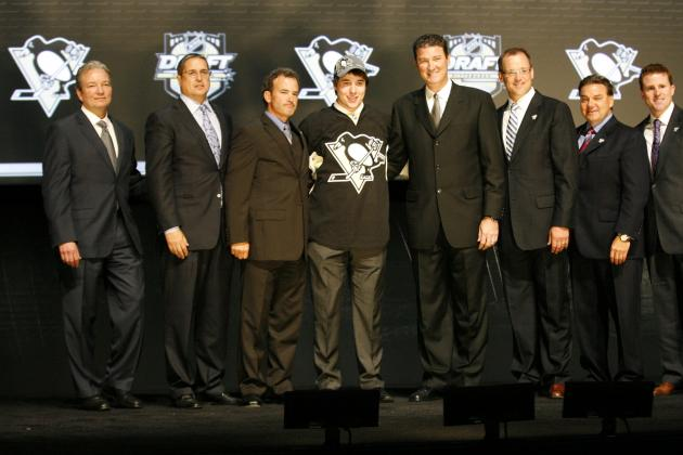 The Best Fit at Each Position for Pittsburgh Penguins in 2014 NHL Draft