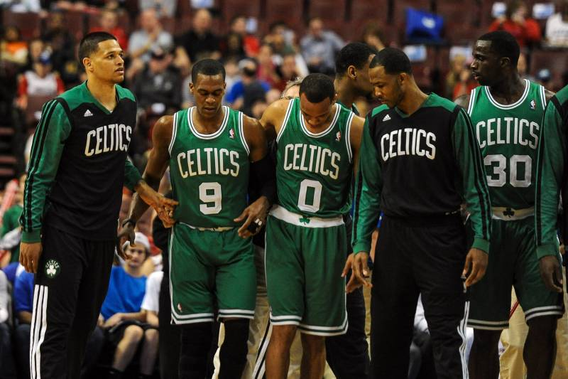 The Celtics need some young talent to help build on the foundation head  coach Brad Stevens