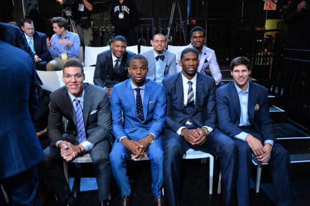 Ranking LA Lakers' Most Realistic 2014 NBA Draft Picks