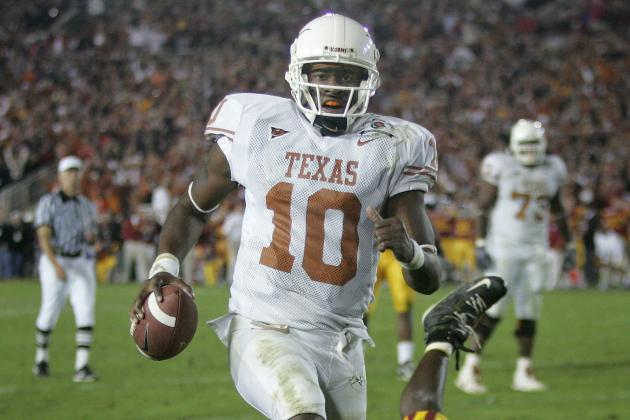 Big 12 Football: 10 Best Players from BCS Era