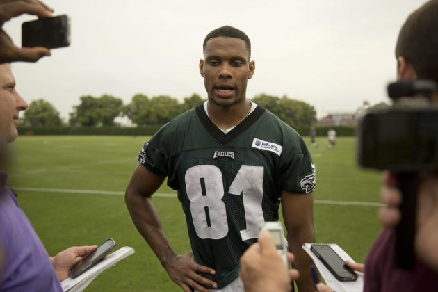 Breaking Down All the New Faces on the 2014 Philadelphia Eagles