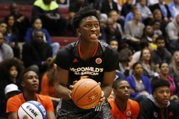 Predicting the 2014-15 Freshman of the Year in Each Major CBB Conference