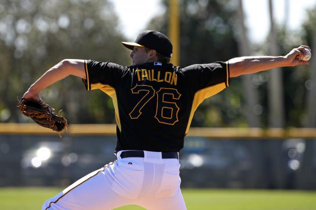 Analyzing the Strengths and Weakness of Pirates' Top 4 Pitching Prospects