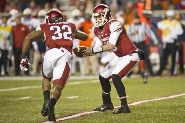 Power Ranking Arkansas' 2014 Schedule from Easiest to Toughest