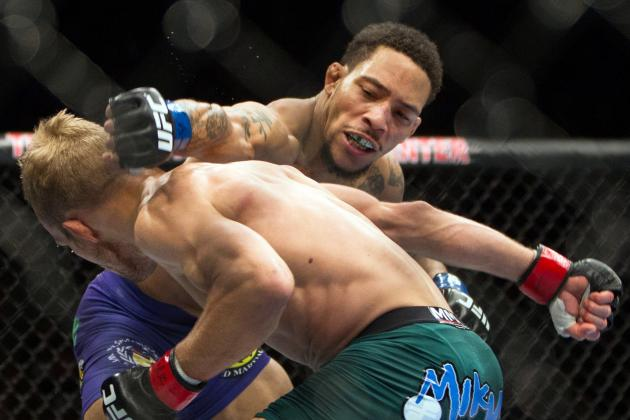 10 UFC Fighters Who Should Change Their Nickname