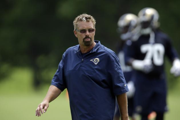 Breaking Down the New Faces on the 2014 St. Louis Rams