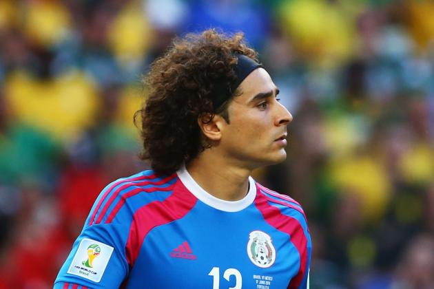 World Cup 2014: Best XI of Day 6 with Ochoa, Hazard and Feghouli