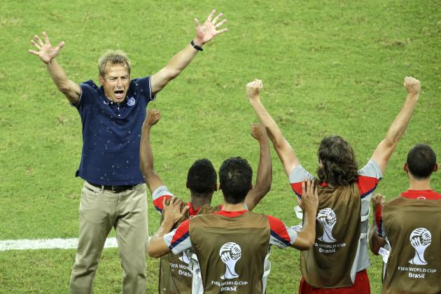 Ranking USA Coach Jurgen Klinsmann's 20 Greatest Goals as a Player