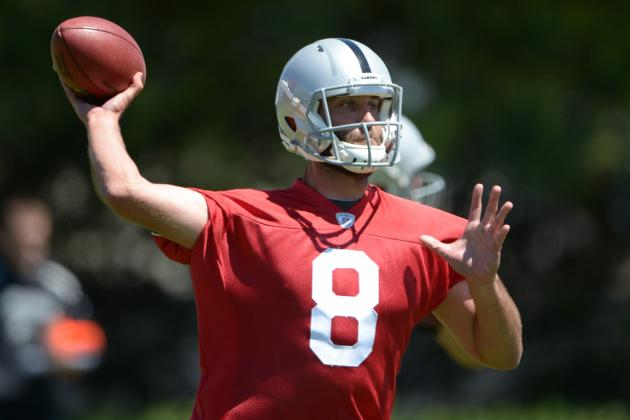 Breaking Down the New Faces on the 2014 Oakland Raiders