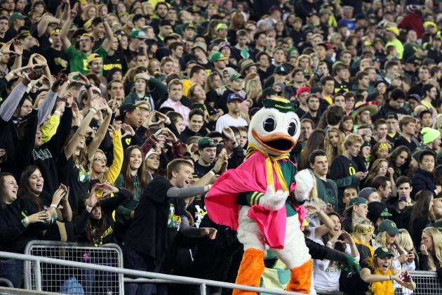 Oregon Football: Power Ranking Ducks' 2014 Schedule from Easiest to Toughest