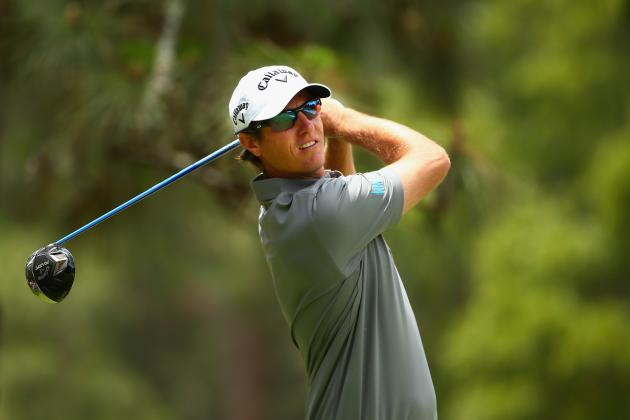 Ranking the Biggest Underachievers on the PGA Tour in 2014 So Far