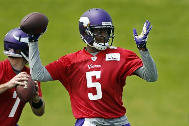 Stock Up, Stock Down for Big-Name NFL Rookies Post-OTAs