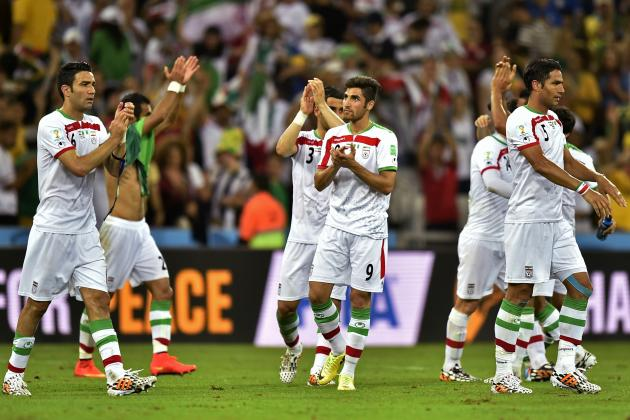World Cup 2014: How Iran Will Line Up Against Argentina