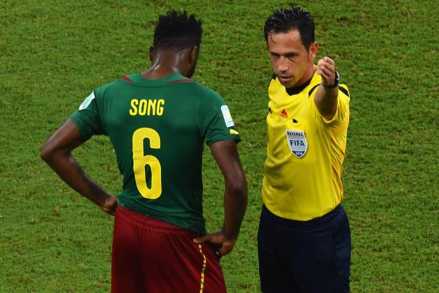 World Cup 2014: Winners and Losers from Day 7