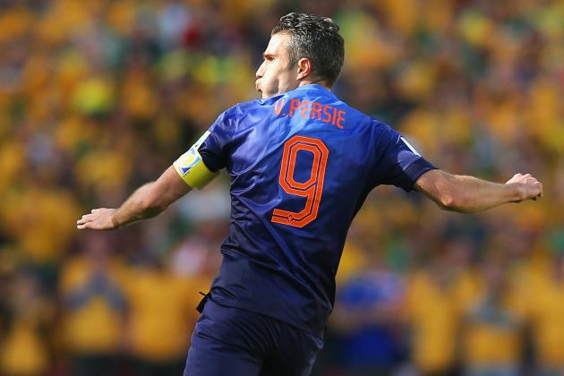World Cup 2014: Best XI of Day 7 with Robin Van Persie, Perisic, Gary Medel