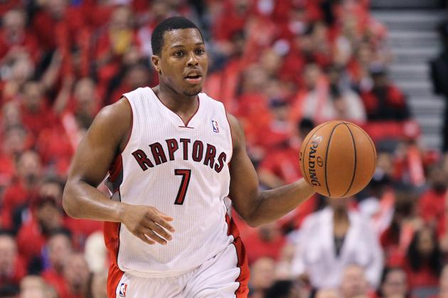 Best Potential Free-Agent Landing Spots for Kyle Lowry During 2014 Offseason