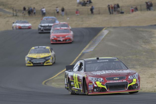 NASCAR at Sonoma 2014: Complete Preview and Prediction for Save Mart 350