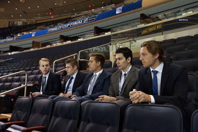 Perfect Fits for 10 Top Prospects in the 2014 NHL Draft