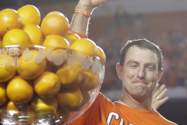 Predicting Where Clemson Will Finish in 2015 Recruiting Ranks