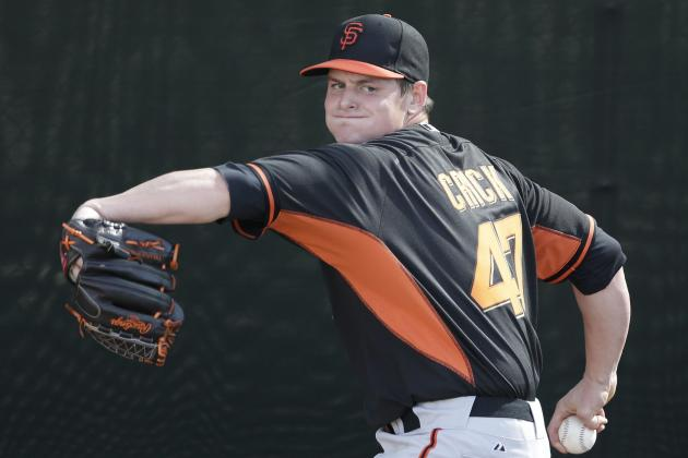 Analyzing the Strengths and Weaknesses of the Giants' Top 3 Pitching Prospects