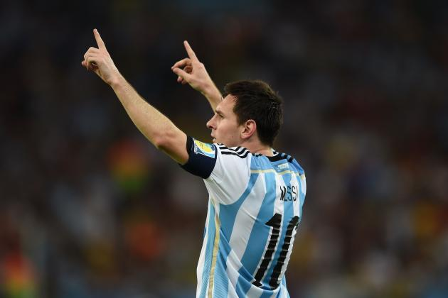 B/R Experts' World Cup Predictions: Messi Takes Centre Stage