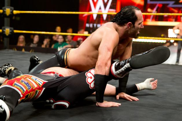 WWE NXT Results: Winners, Grades, Reaction and Highlights from June 19, 2014