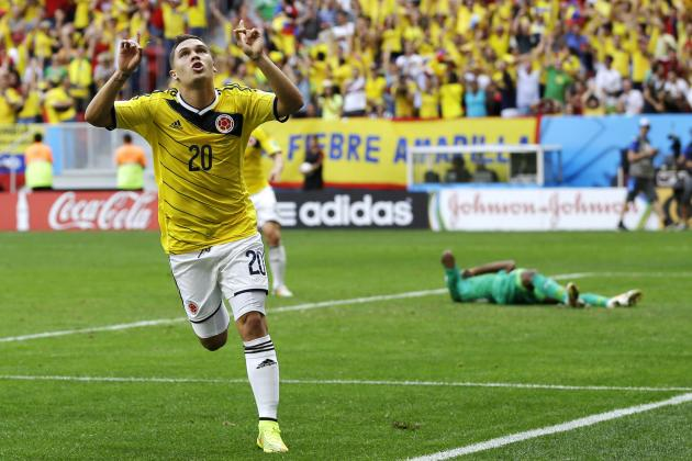 Colombia vs. Ivory Coast: 6 Things We Learned
