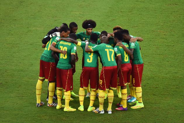 Cameroon vs. Croatia: 5 Things We Learned