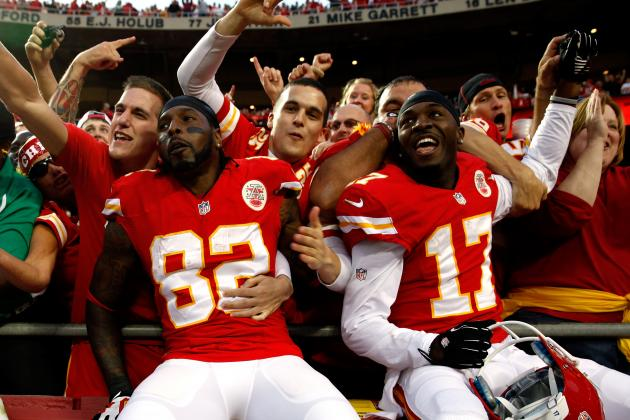 Which Kansas City Chiefs Receiver Is Primed for a Breakout Season?