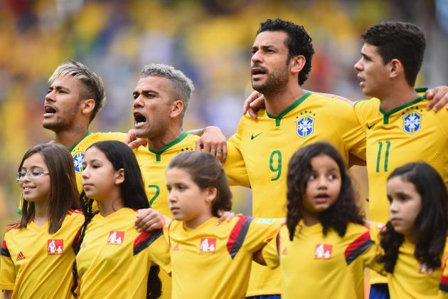5 Things for Brazil Fans to Look Forward to in Wake of Draw vs. Mexico