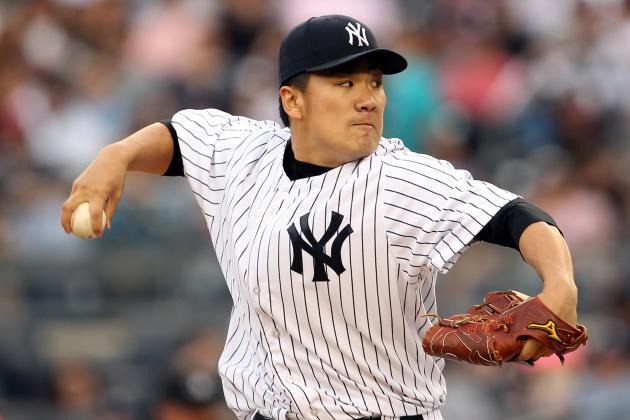Masahiro Tanaka's Splitter and the 10 Best Strikeout Pitches of MLB