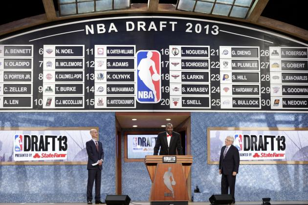Redrafting the 2013 NBA Draft