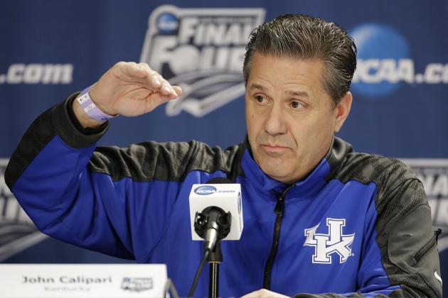 Kentucky Basketball: How Each Freshman Can Earn a Starting Role in 2014-15