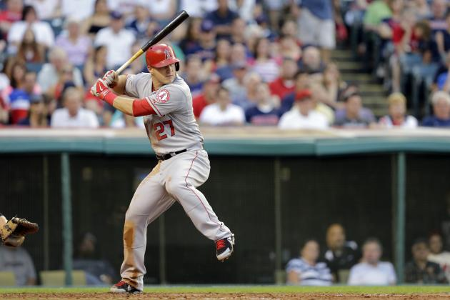 MLB Team of the Week: Mike Trout, Matt Kemp, Matt Adams and Clayton Kershaw Star