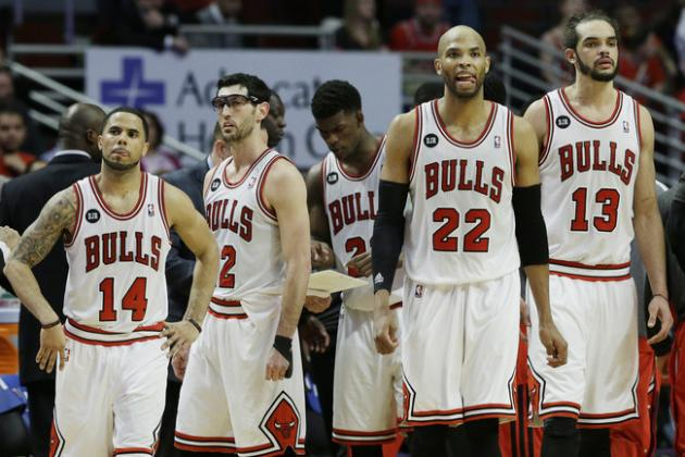 Making the Call on Chicago Bulls' Toughest Offseason Decisions