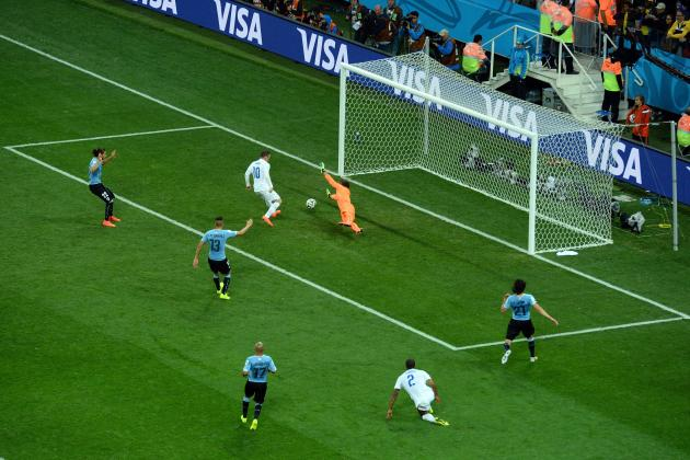 Uruguay vs. England: 6 Things We Learned