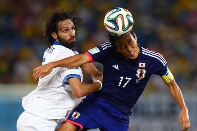 Japan vs. Greece: 6 Things We Learned
